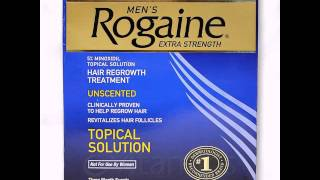 Rogaine Minoxidil Shampoo For Men