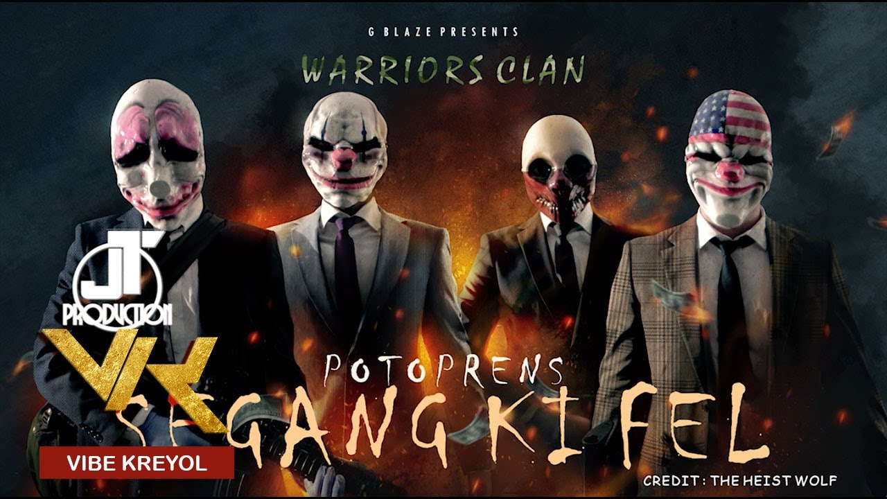 Warriors Clan - Potoprens Se Gang Ki Fel [Official Audio]