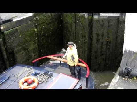 Bingley 5 Rise Locks on Leeds and Liverpool Canal