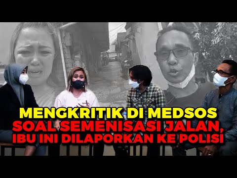 Obrolan Emak-emak dan Ketua RT yang Viral karena Jalan Rusak