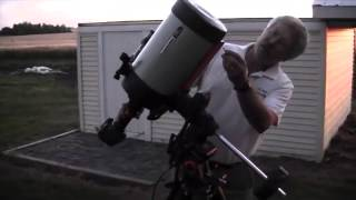 AstroPhotography with Celestron Edge HD 8