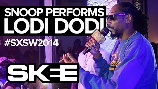 "Snoop Dogg Performs ""Lodi Dodi"" at Respect The West - SXSW 2014"