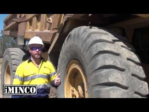 Dump Truck Training Course Brisbane - CAT 773 Pre-start Overview Basics