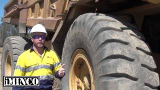 Dump Truck Training Course Brisbane - CAT 773 pre-start overview basics