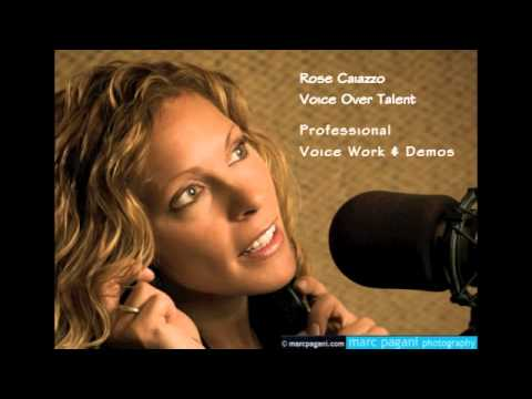 Rose Caiazzo, Voice Over Talent -- Radio Spot for Line One Accounting