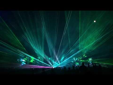yoUDay Debrecen 2018 - Laser Show