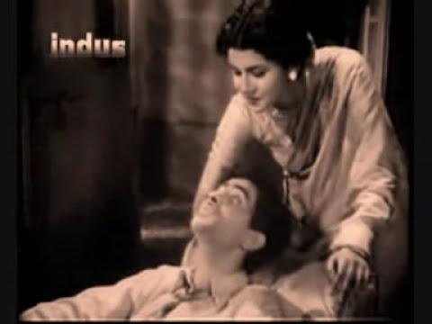 khayalon mein kisi ke..Mukesh Geeta Dutt. nain (1950)