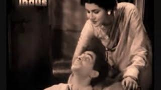 khayalon mein kisi ke..Mukesh_Geeta Dutt..Baware nain (1950)