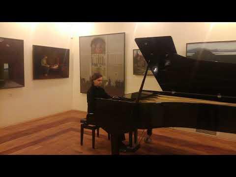 Pugnani-Kreisler. Prelude And Allegro(Petr Averin,piano