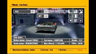 R4: Ridge Racer Type 4 Longplay (Complete MMM Playthrough)