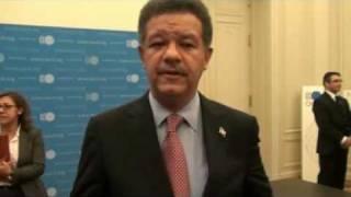 La République Dominicaine Devient Membre Du Centre De Développement De LOCDE