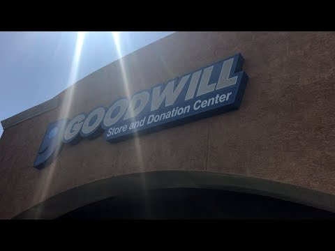 THRIFTING #5 - GOODWILL - MESA ARIZONA