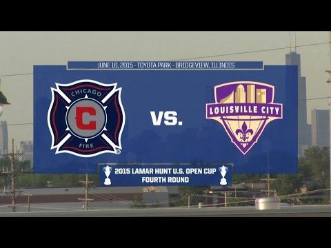 2015 Lamar Hunt U.S. Open Cup - Round 4: Chicago Fire Vs. Louisville City FC