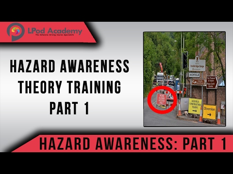 Driving Theory Test Questions and Answers 2018 - Hazard Awareness Driving - Part 1