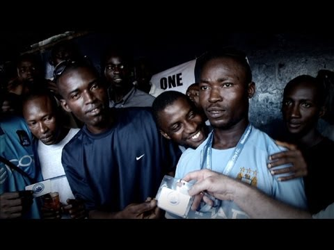 Man City in Sierra Leone: Introduction (1/13) HD