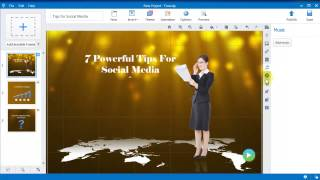 Best Free Presentation Software for Mac Focusky Attracts potential Readers