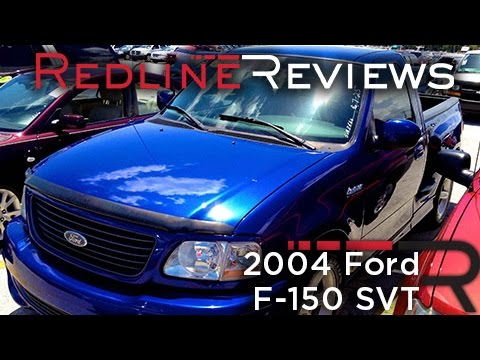 2004 ford f 150 svt lightning review start up exhaust walkaround