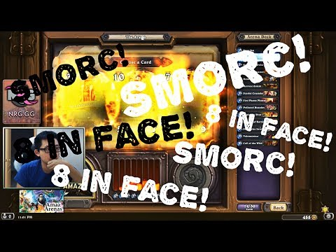 Hearthstone Arena - Face Hunt with King Dred!