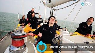 Amatör Denizci Belgesi nedir?