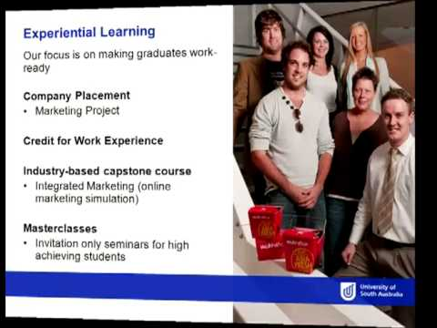 Marketing - Open Day 2012 - University of South Australia