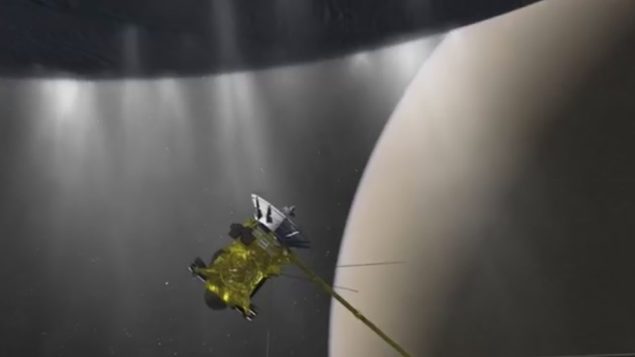 How Long Is a Day on Saturn? Cassini Is Racing to Find Out in Its Final Months