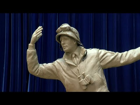 New statue of Two Star General Maurice Rose to be placed in front of Colorado State Capitol