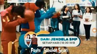 PASTO ~ SAHABAT SEJATI OST DARI JENDELA SMP || SPESIAL MUSIC VIDEO