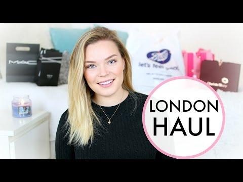 UK | London Haul (mostly makeup)! ♡