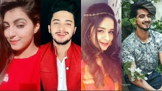 Mr Faisu & Hasnain Khan best duets Tik Tok videos with girls👫