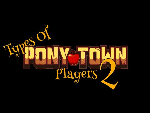 Types Of Ponytown Players 2