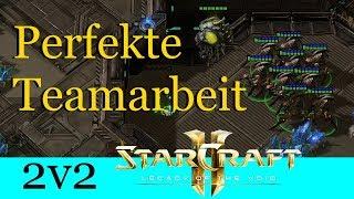 Perfekte Teamarbeit - Starcraft 2: Legacy of the Void 2v2 [Deutsch | German]