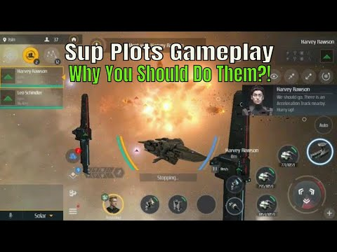 Second Galaxy Sub Plots Gameplay & Why You Should Do Them!