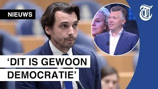 'baudet Moet Minister Sluipmoordenaar Kunnen Noemen'