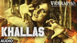 KHALLAS VEERAPPAN Full Song (AUDIO) | Shaarib & Toshi Ft.Jasmine Sandlas | T-Series