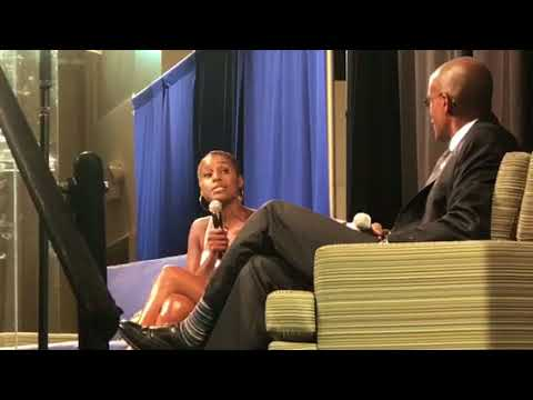 Dillard University's Brain Food Lecturer Series with Issa Rae