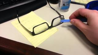 Remove anti reflective coating from glasses!
