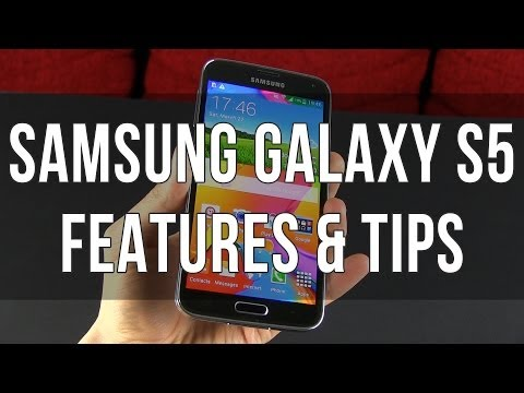 30+ Tips & Tricks for the Samsung Galaxy S5