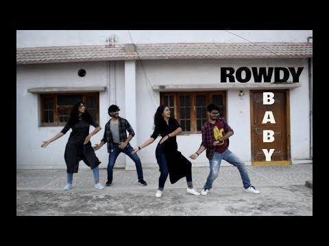 Dance Video On  Rowdy Baby | Maari 2| Dhanush | Dhee |Sai Pallavi
