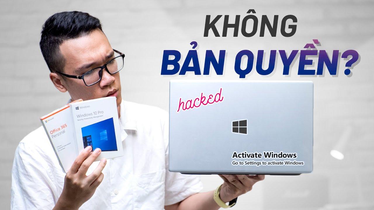 Mua Windows và Microsoft Office bản quyền: CẦN BIẾT để tránh mua nhầm