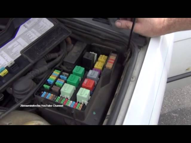 BMW 3 Series E36 Cigarette Lighter Fuse Location And Troubleshooting -  YouTubeYouTube