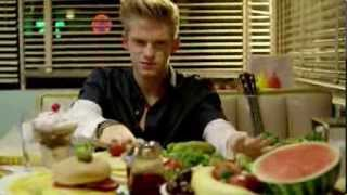 Cody Simpson La Da Dee Music Video For CLOUDY WITH A CHANCE OF MEATBALLS 2