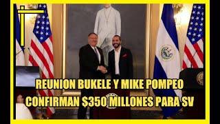 Resultados de reunión Mike Pompeo confi...