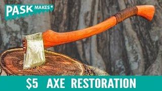 $5 Axe Restoration