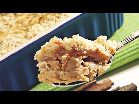 How to Make Apple Crumble |3 Step Apple Crumble Recipe | Nestle Milkmaid