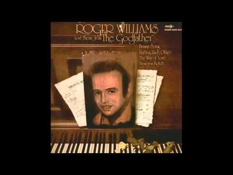 "Roger Williams – Love Theme From ""The Godfather""  - 1972 - full vinyl album"