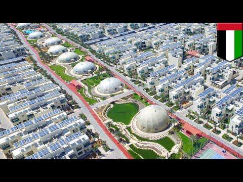 Kota ramah lingkungan di Dubai: UAE bangun kota ramah lingkungan - TomoNews