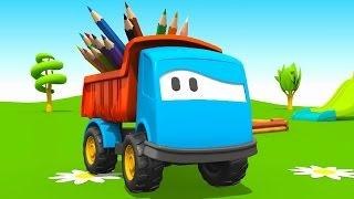 Развивающий мультик для детей | мультфильм про машины | 2017