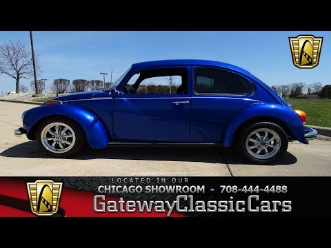 1973 Volkswagen Beetle - Gateway Classic Cars of Chicago