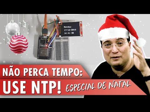 Não perca tempo: use NTP!