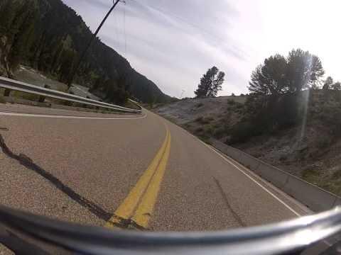 Lowman to Garden Valley ID 5-19-12 Gopro Video